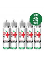 Buy Alcohol Sanitiser 5xPack at Swisspharmax