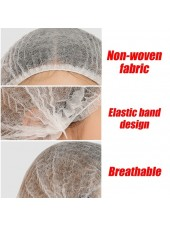 Buy Disposable Hair Net and protect yourself from bacteria!