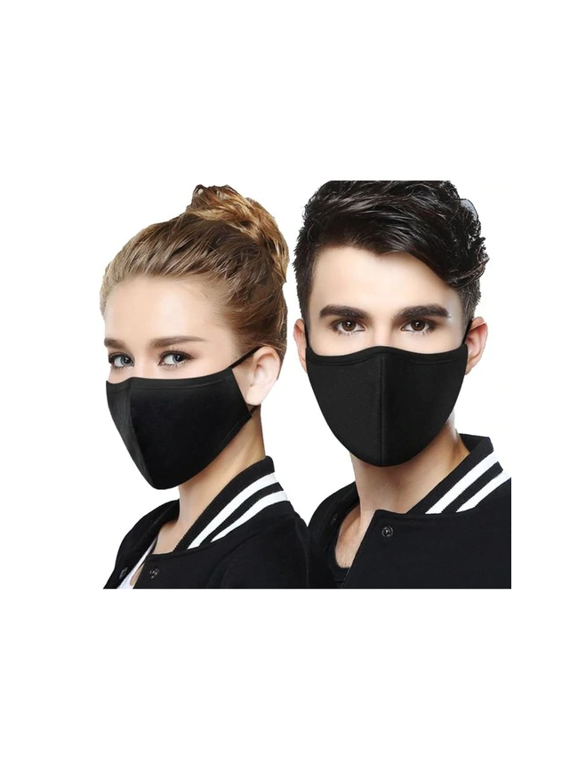 Buy Black Reusable Face Mask and protect yourself from